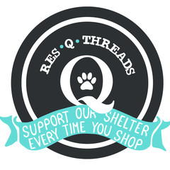 Res-Q-Threads will donate back a percentage of your purchase when you choose QHS in the drop down menu upon checkout!